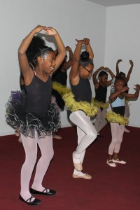 Register for a class! Ballet Class